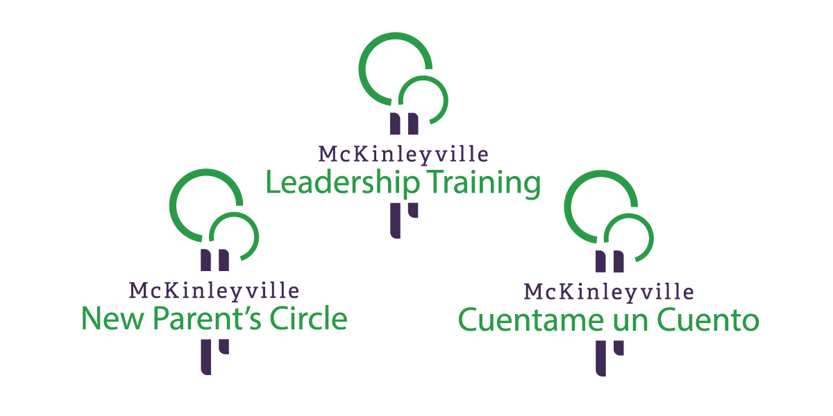 McKinleyville Family Resource Center Logo sub-branding