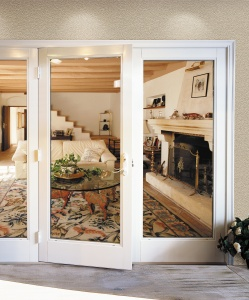 Picture of Redwood Glass and Windows - glass door