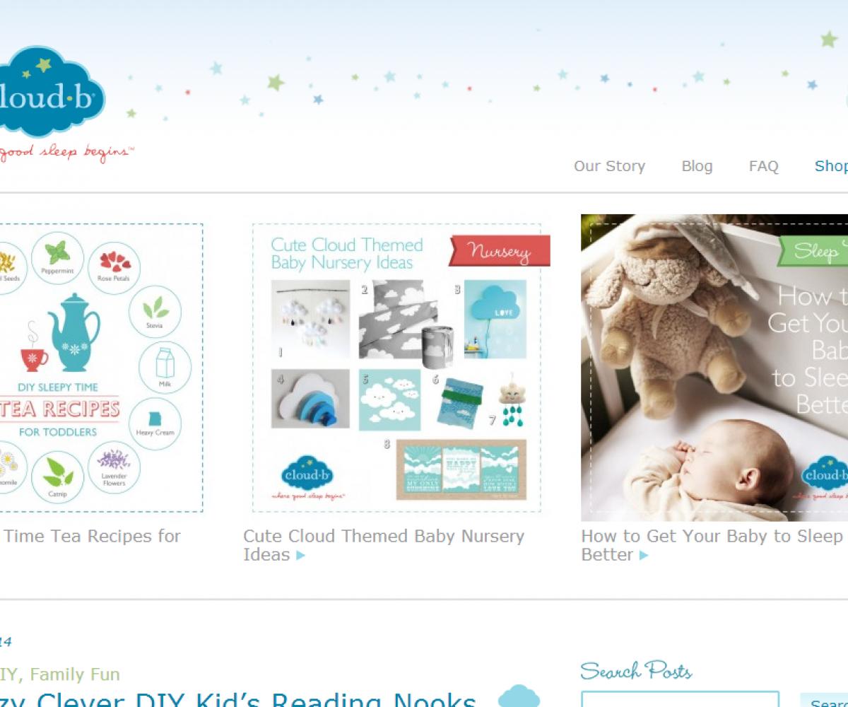 Cloud B's Blog